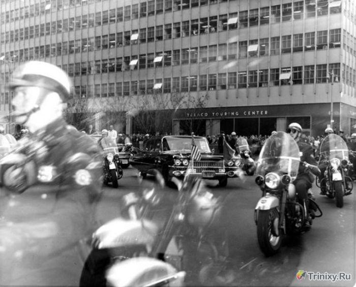 Личные телохранители и охрана мировых лидеров (34 фото)
