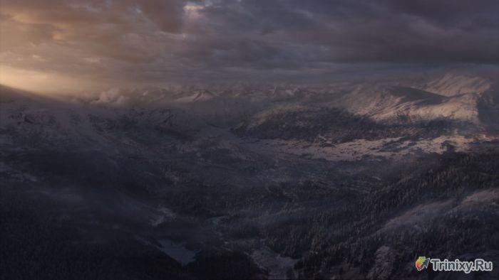 """Как создавались спецэффекты для сериала """"Игра престолов"""" (29 фото + видео)"""