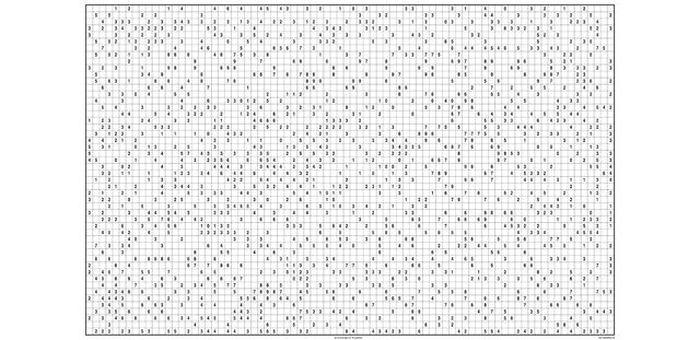 Невероятно сложные головоломки (9 фото)