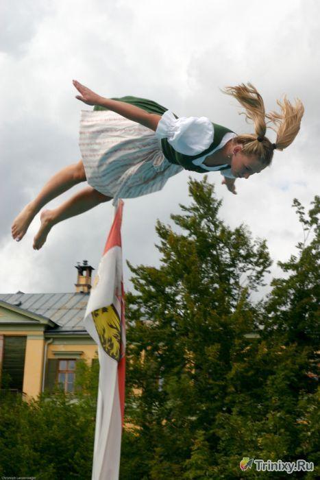 Необычный конкурс в Австрии (27 фото)