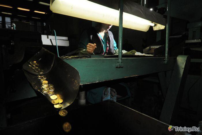 Денежный конвейер - Гознак (31 фото)