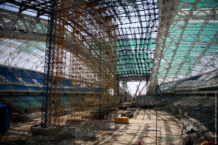 До начала Олимпийских Игр в Сочи осталось полгода (4 фото)