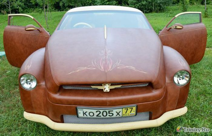 Уникальный автомобиль за 88 миллиона рублей (10 фото)