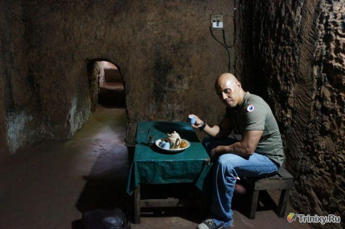 Система подземных тоннелей времен партизанской войны (37 фото)