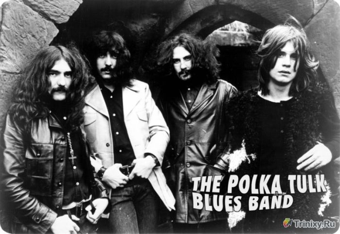 Рок-группы, которые поменяли свои названия (8 фото)