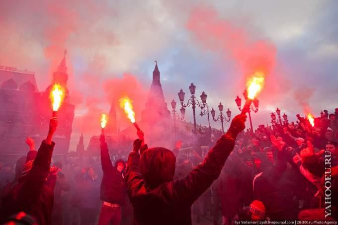 Навальный зажжет Москву