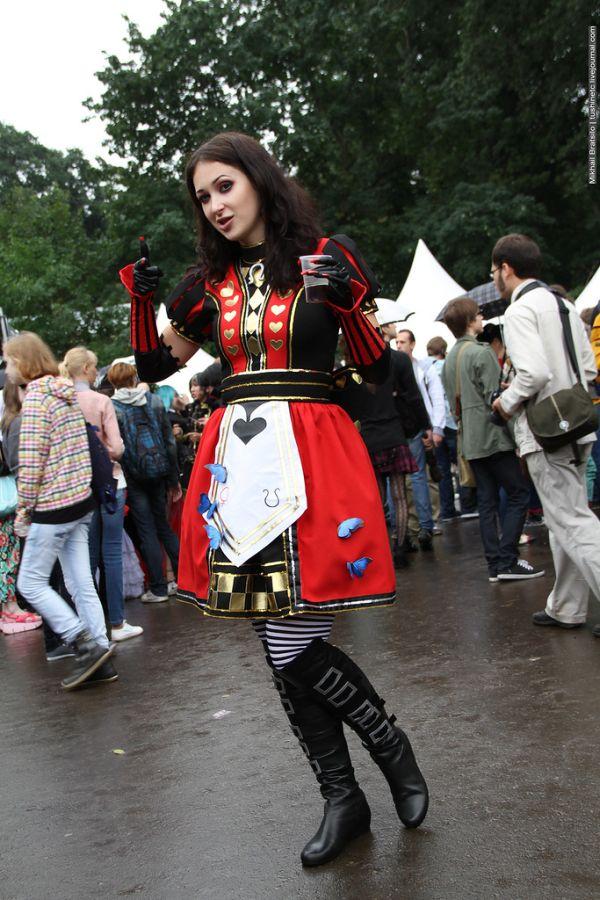 Фестиваль косплея в Парке Горького (50 фото)