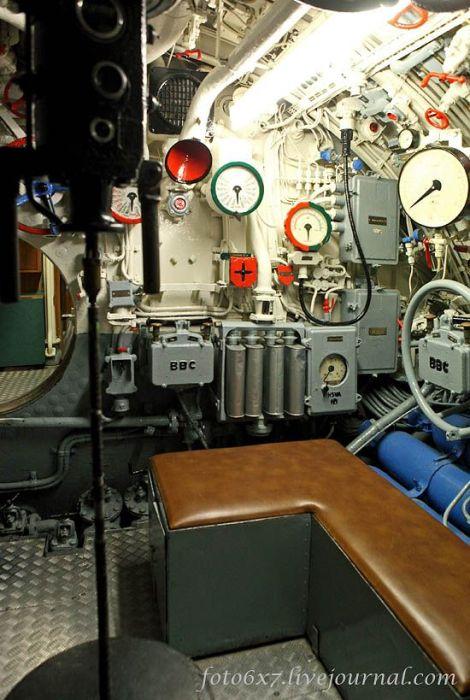 базирующимся на подводной лодке