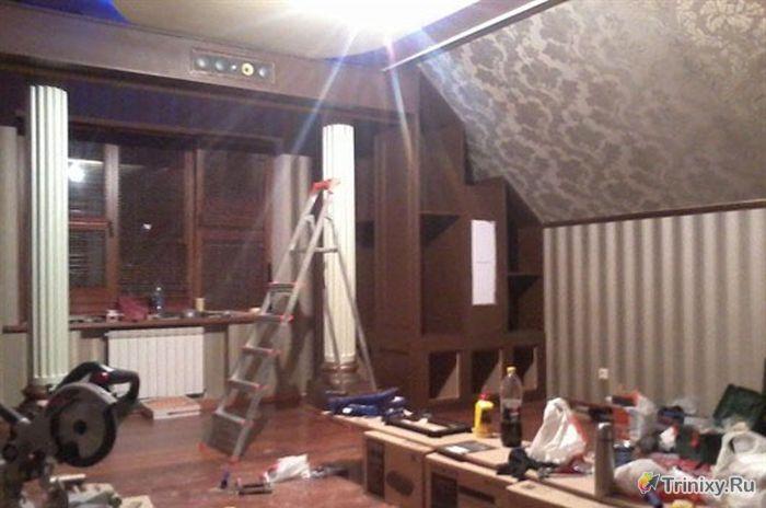 Строим домашний кинотеатр своими руками (25 фото)