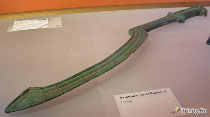 ТОП-7 редких видов смертельного оружия (7 фото)