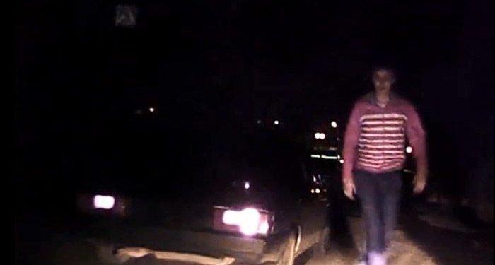 """""""Гости из южных республик"""" напали на таксиста и устроили погоню (2 фото + 2 видео)"""