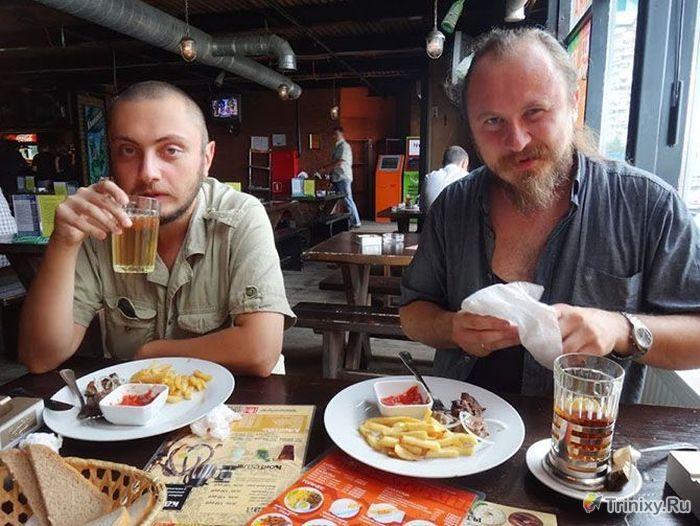Впечатления швейцарца от путешествия по России (40 фото)