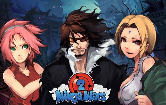 Ninjawars2.ru - стань лучшим!