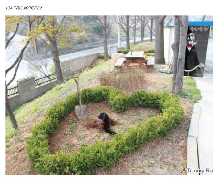 Креативные корейские фотошоперы. Часть 2 (30 фото)