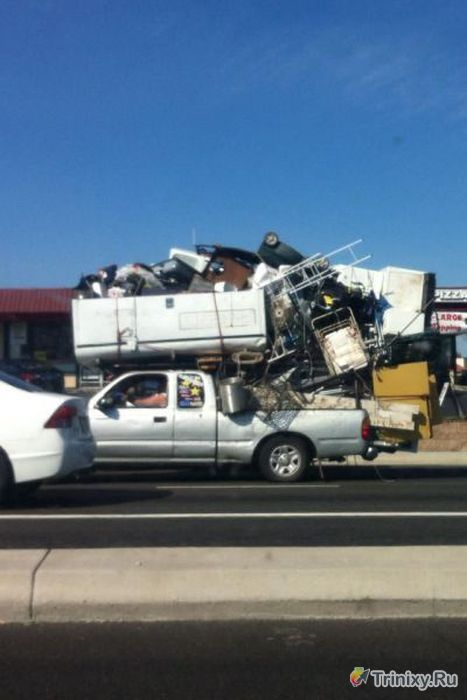 Автолюбители и их транспорт (87 фото)