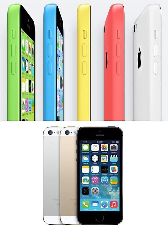 Встречайте новые iPhone (19 фото)
