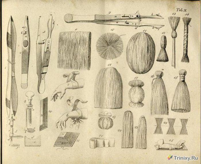 Жуткие медицинские инструменты из далекого прошлого (10 фото)