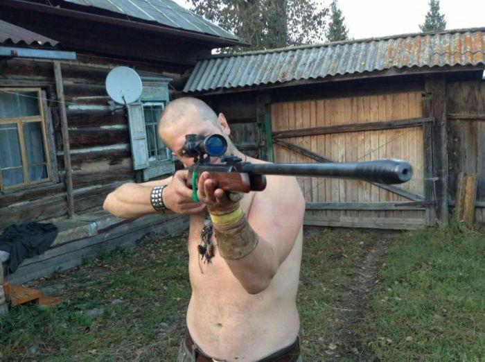 Дауншифтер из российской глубинки (30 фото)