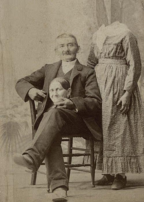 старые фото людей 18 века