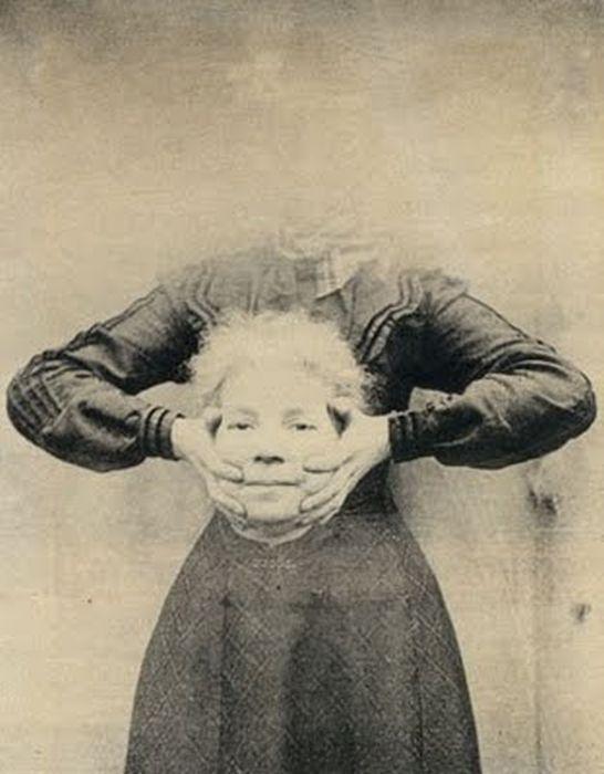 Фото людей без головы