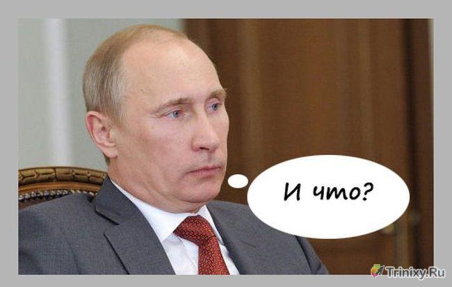 """Владимир Владимирович и вся """"королевская рать"""" (60 фото)"""