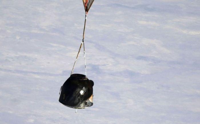 Экспедиция на международную космическую станцию МКС (32 фото)