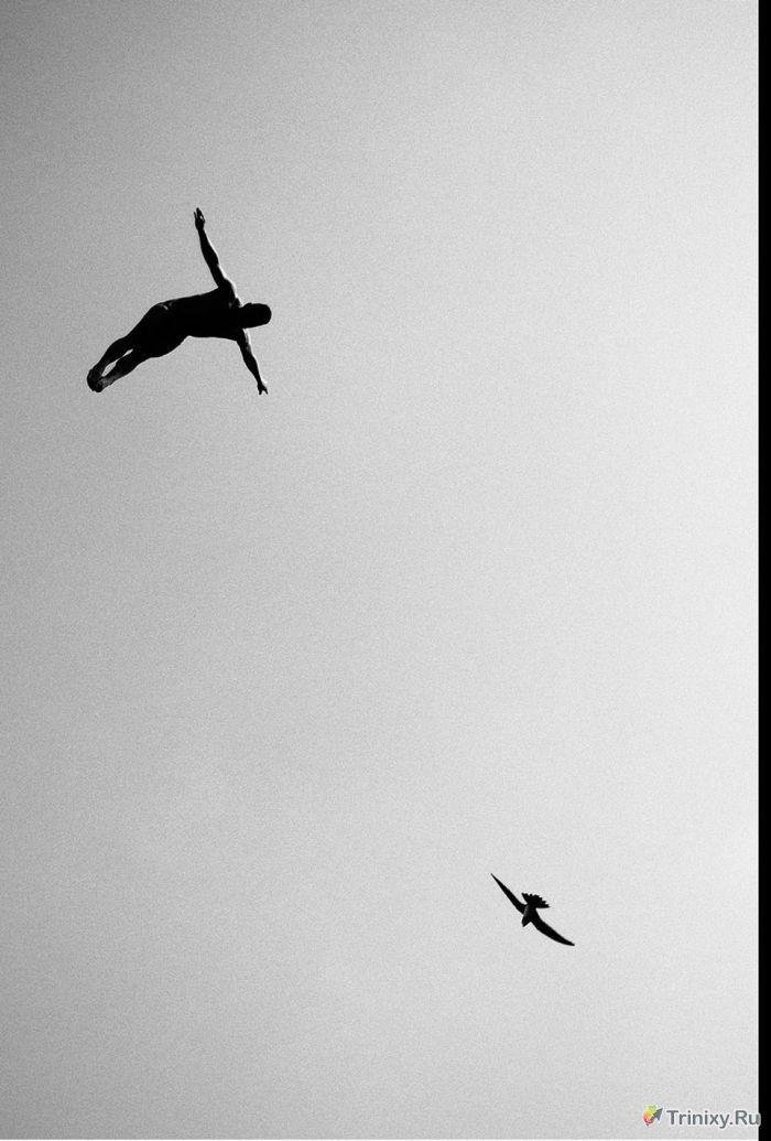Экстремальные развлечения адреналиновых наркоманов (50 фото)