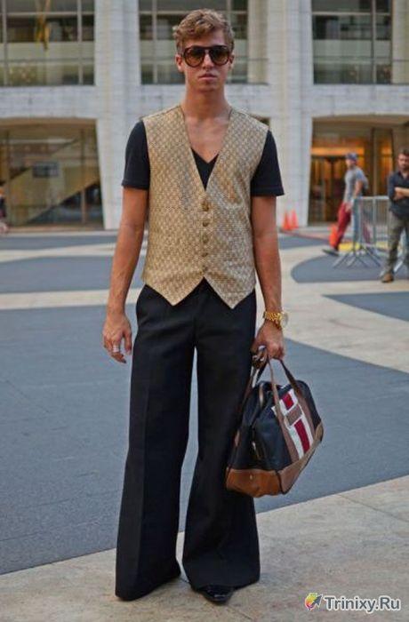Странные модники. Часть 2 (51 фото)
