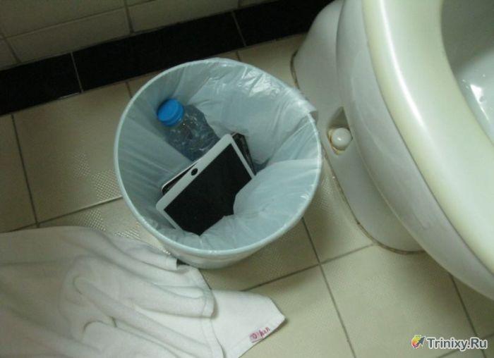 Не покупайте электронику на китайском радиорынке (4 фото)