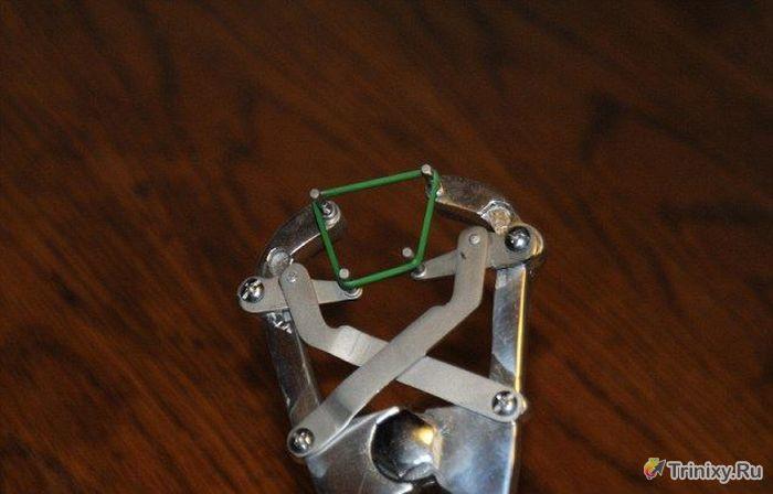 Загадка дня. Для чего нужны эти кольца? (2 фото)