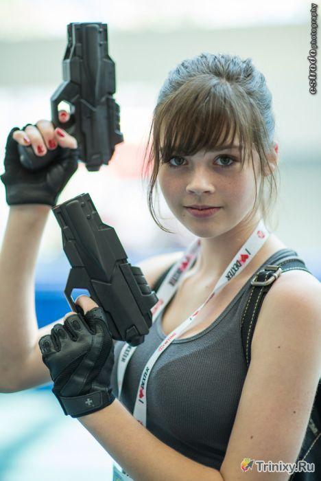 Сексуальный косплей с San Diego Comic Con 2013 (31 фото)