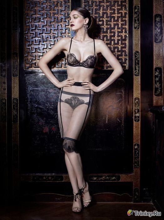 Сексуальная коллекция нижнего белья (57 фото)