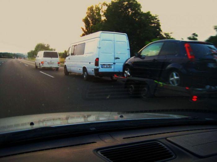 Подборка автомобильных приколов. Часть 31 (44 фото)