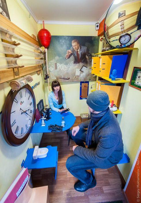 Самый необычный офис (9 фото)