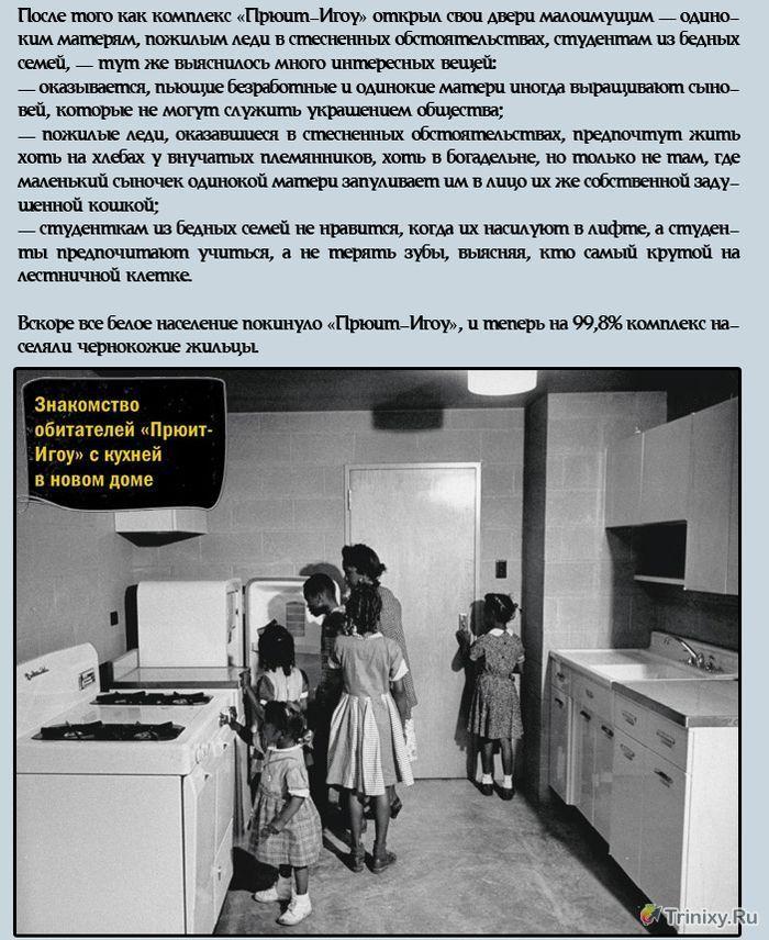 Обзор социального жилья в США (17 фото)