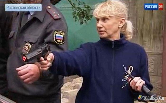 Группа преступников, которая жестоко убивала полицейских, была задержана (4 фото + видео)
