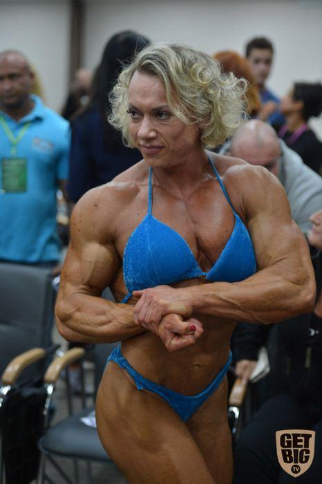 Женский фитнес: чемпионат мира (22 фото)