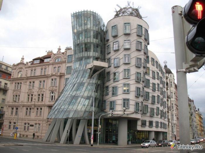 """Архитектурные стили """"для чайников"""" (18 фото)"""