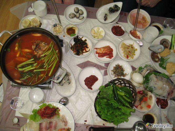Необычные деликатесы разных стран мира (34 фото)