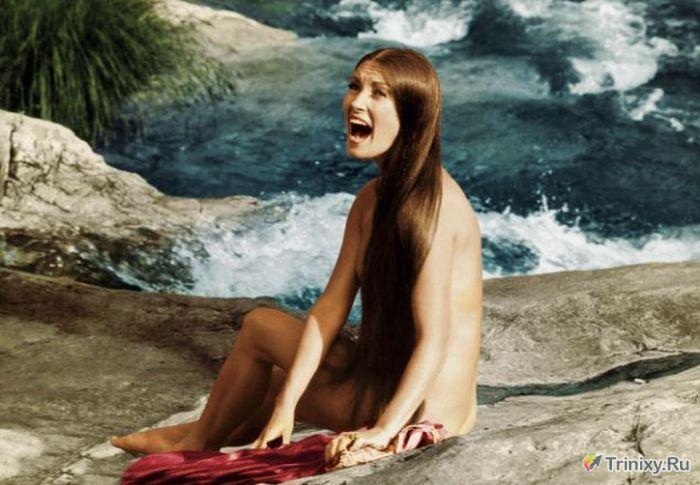 Девушка Бонда надела бикини впервые за последние 40 лет (2 фото)