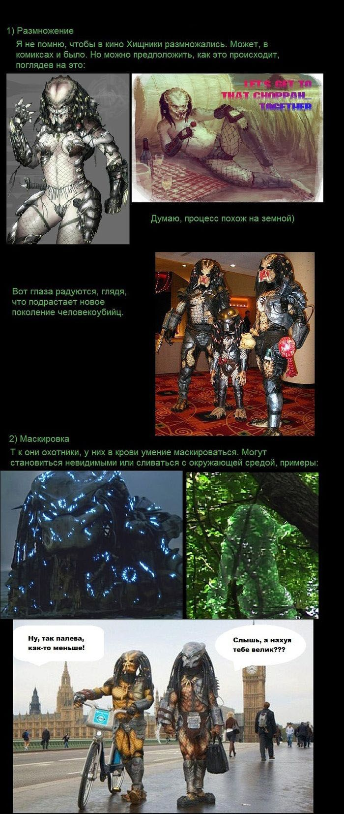 Хищник - мастер охоты на людей (20 фото)