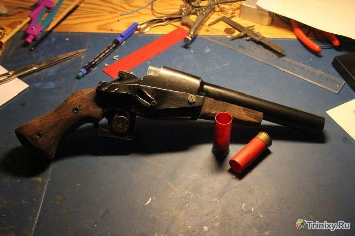 Оружие для зомби-апокалипсиса. Часть 2 (58 фото)
