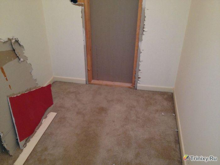 Потайная комната в доме (11 фото)