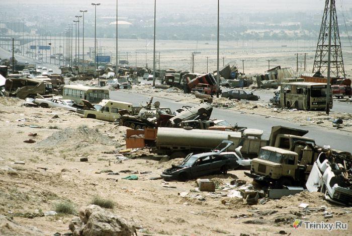 Военные операции США и их последствия за последние 30 лет (10 фото)