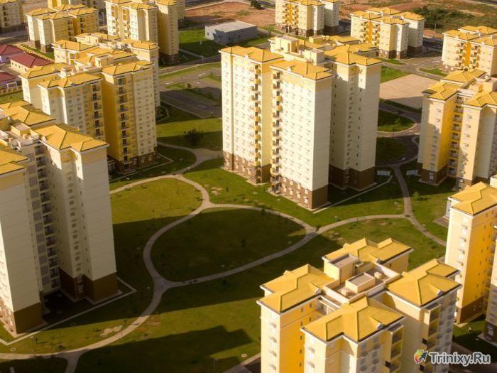 Современные города-призраки (103 фото)