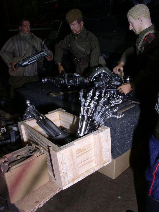 Возвращение Терминатора по-русски (37 фото)