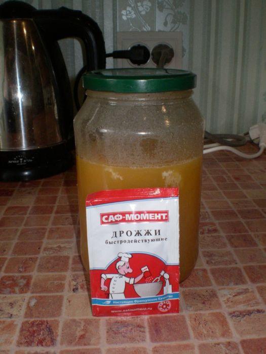 Медовуха рецепт приготовления в домашних условиях без кипячения 814