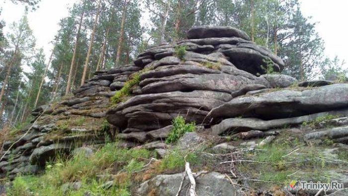 ТОП-10 аномальных мест Урала (11 фото)
