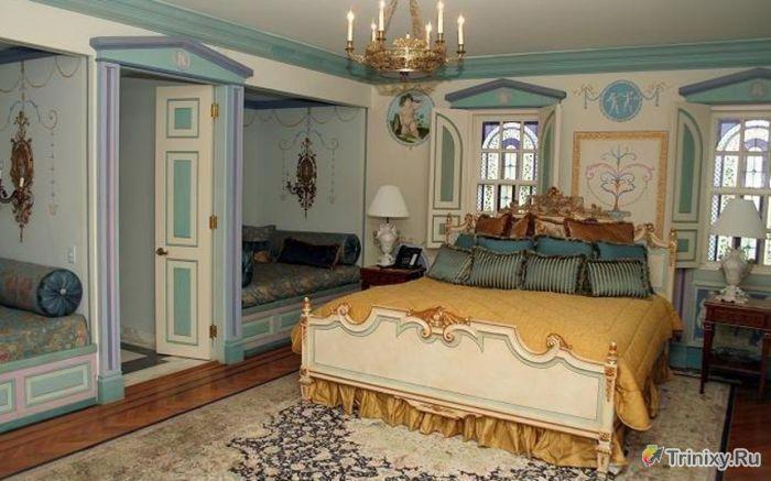 Шикарная вилла Джанни Версаче за 41.5 млн. долларов (23 фото)