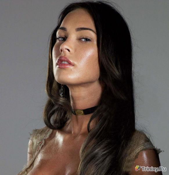 ТОП-50 самых сексуальных звёзд (50 фото)